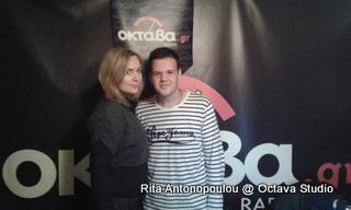 Ρίτα Αντωνοπούλου @ Studio (Musica de la Fiesta)