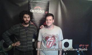 Ηλίας Βαμβακούσης @ Studio (Musica de la Fiesta)
