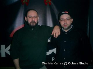 Δημήτρης Καρράς @ Studio (Ραδιοενεργή Προπαρασκευή)