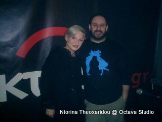 Ντορίνα Θεοχαρίδου @ Studio (Ραδιοενεργή Προπαρασκευή)