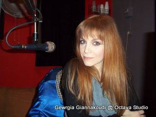 Γεωργία Γιαννακούδη @ Studio (Ραδιοενεργή Προπαρασκευή)