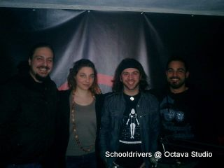Schooldrivers @ Studio (May Day)