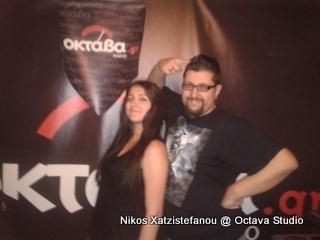 Νίκος Χατζηστεφάνου @ Studio (Μουσικές Απολαύσεις)
