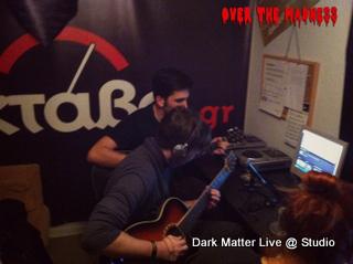 Dark Matter @ Studio (OTM)