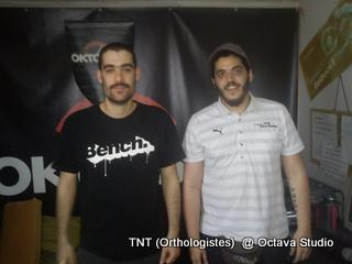 TNT (Orthologistes) @ Studio (Έχουμε θέμα)