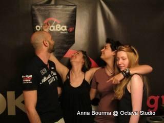 Άννα Μπουρμά @ Studio (Μαγεμένο Ταξίδι)