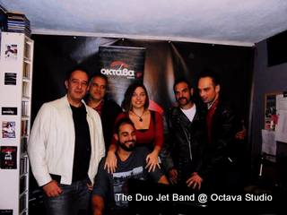 The Jet Duo Band @ Studio (May Day)