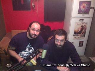 Planet of Zeus @ Studio (Visions of Metal)