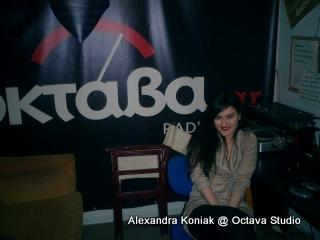 Αλεξάνδρα Κόνιακ @ Studio (Έν...τεχνος)
