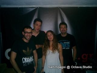 Saltimpagoi @ Studio (Έν... τεχνος)