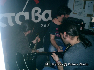 Mr. Highway @ Studio (Rock Spirit wc Rock Driver)
