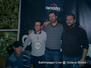 Saltimpagoi @ Studio (Έν...τεχνος)