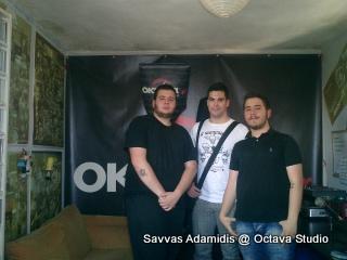 Σάββας Αδαμίδης @ Studio (Βασικά καλησπέρα σας)